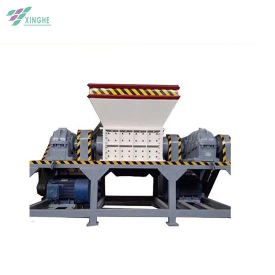 2020 Best Selling Car Tire Shredding Machine From Factory