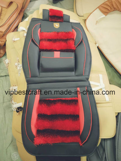 2018 New Design Leather Car Seat Cover Protector