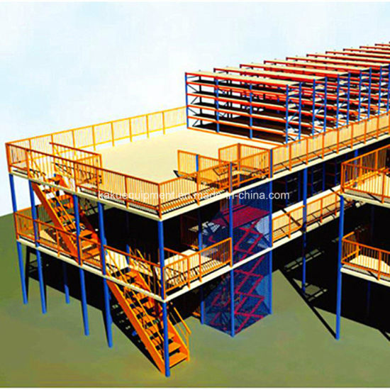 Warehouse Heavy Duty Mezzanine Rack