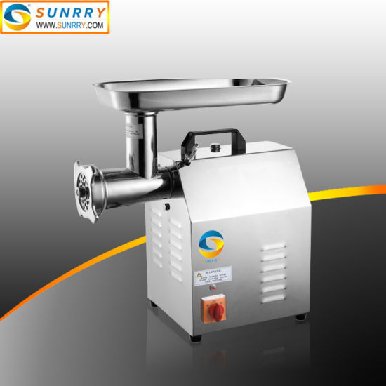 High Quality Electric 304# Stainless Steel Head Meat Grinder Machine