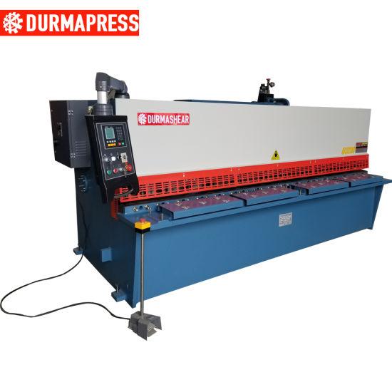 CNC Automatic Hydraulic Sheet Metal Shearing Machine