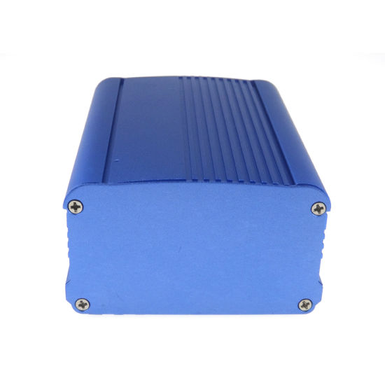 Extruded Aluminum Electronic Housing Power Enclosure for PCB