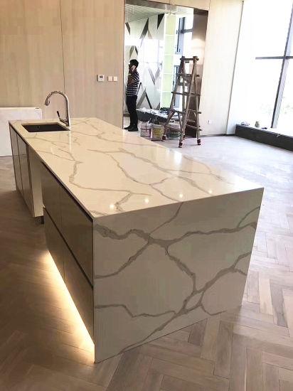 Black Granite Counter Top Quartz Prefab Slab Wholesale Tops ...