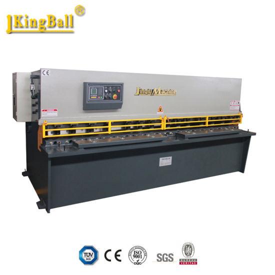 Factory Directly Supply Large Type Hydraulic CNC Cutting Machine/Shearing