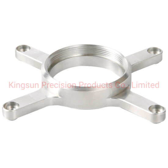 China Customized High Precision CNC Aluminum Machined Parts Auto Parts Machinery Parts Suppliers