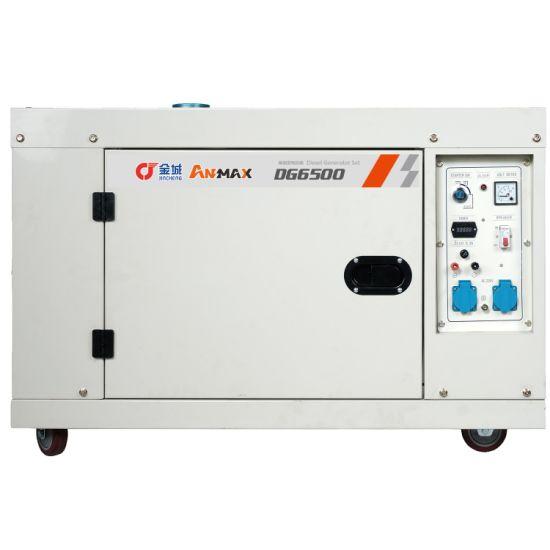Mute Diesel Generator