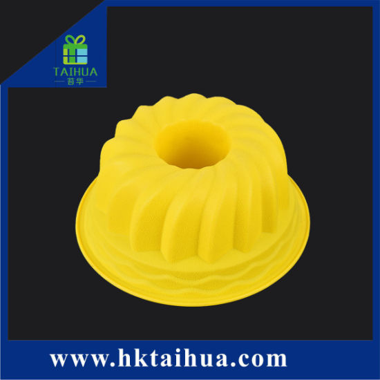 Hot Sale Big Size High Temperature Resistant Silicone Cake Mold
