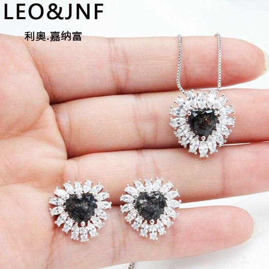 Wholesale Jewelry Set Wedding Gift Jewelry Fashion Necklace and Earring pictures & photos