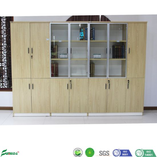 China Commercial Melamine Office Storage Cabinet Modular File