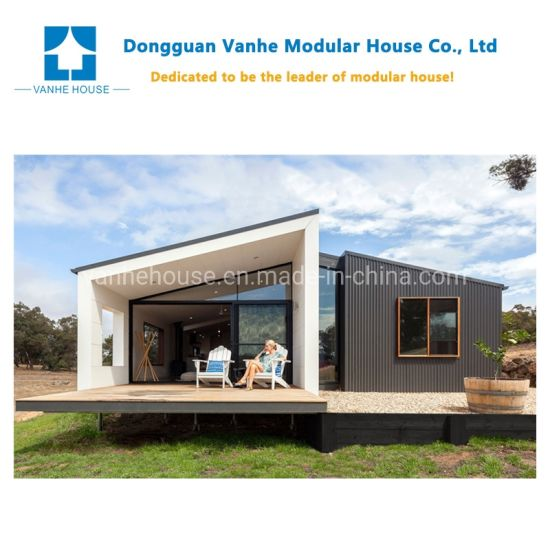 China Light Weight Eps Cement Panel Roof Design Prefab House China Prefab House Modern Cheap Modular Homes