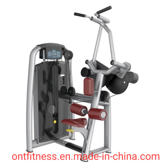 Gym Equipment Commercial Lat Pull Down Fitness Machine