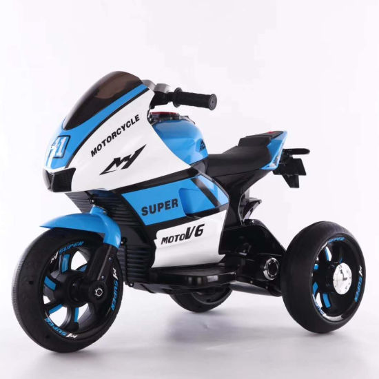 Children Electric Motorcycle Kids Toy Battery Bike