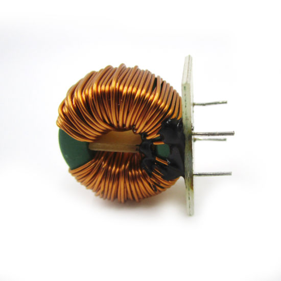 High Current Toroidal Common Mode Choke Ferrite Iron Core Inductor Coil 1mh for Switching Regulator Inductors