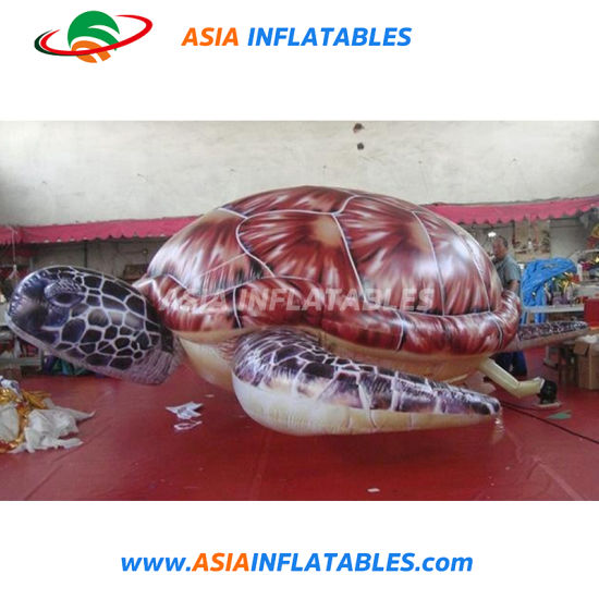 Marine Animal Large Inflatable Tortoise Mascot Grounding Party Decoration pictures & photos