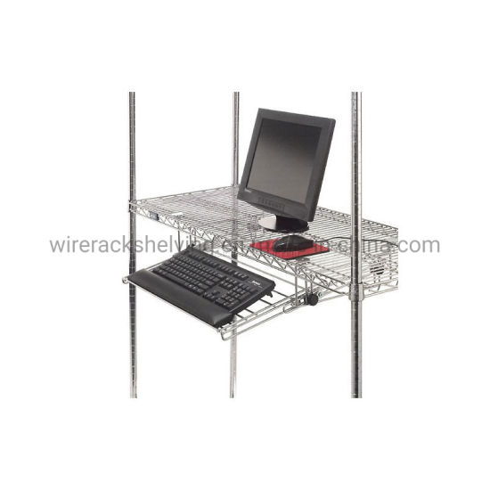 China Adjule Wire Rack Office Desk