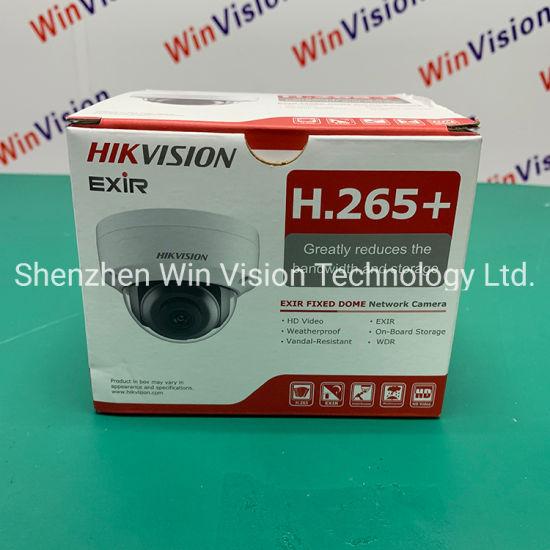 Original Hikvision 4K CCTV Camera Ds-2CD2185fwd-Is Hikvision 8MP H  265 Poe  Dome IP Camera
