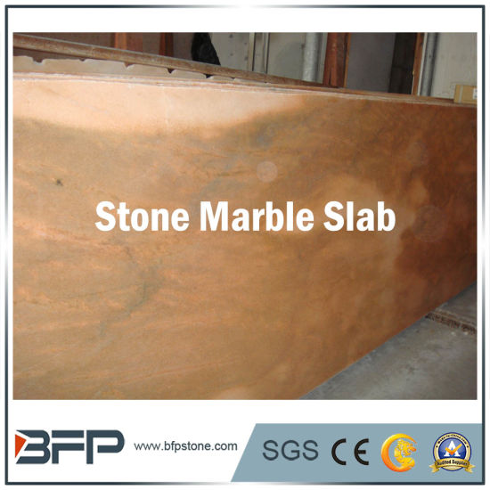 Onyx Travertine Marble Slabs Flooring Tiles Paving Wall Covering Brown Marble Bathroom pictures & photos