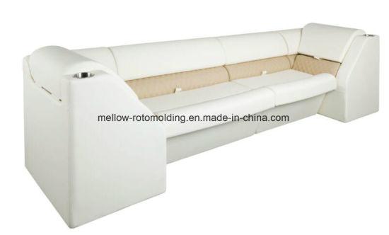 2019 New Design Deluxe Pontoon Boat Furniture/Boat Seat/Boat Sofa