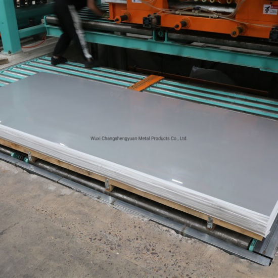 Factory Price 201 304 304L 316 316L 441 444 436 439 420j1 410s 430 Stainless Steel Sheet with Surface 2b Ba No. 4 Hl Checked Anti-Slip Tread