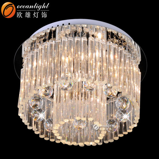 Modern Crystal Ceiling Lamps Hotel House Ceiling Lamp Decoration Crystal Ceiling Light Om88514 pictures & photos