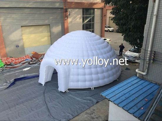 8m Inflatable Igloo Exhition Tent pictures & photos