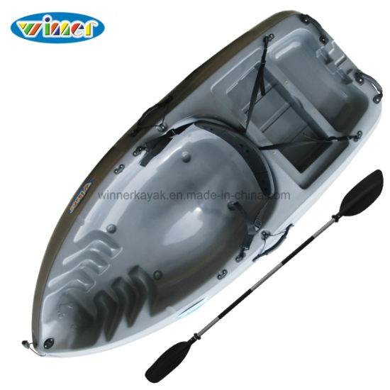 Basic Sot Small 2.0mtr Fishing Kayak for Sale pictures & photos