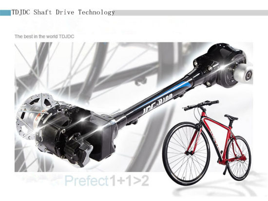 Technologycal Design Shaft Drive Road Bike/Bicycle pictures & photos