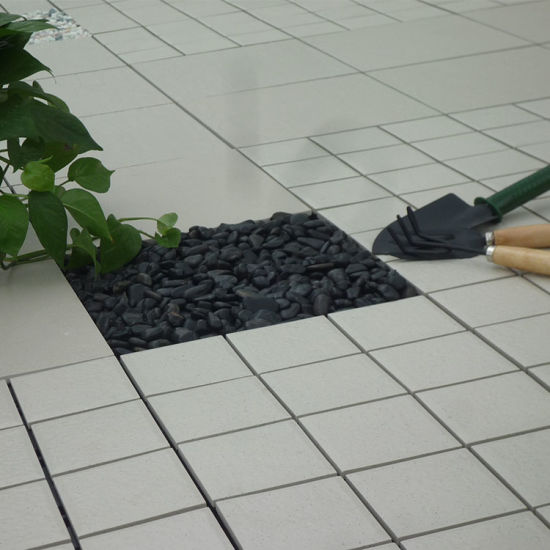 China Building Floor Tiles Standard Size of 30X30cm Style Selections ...