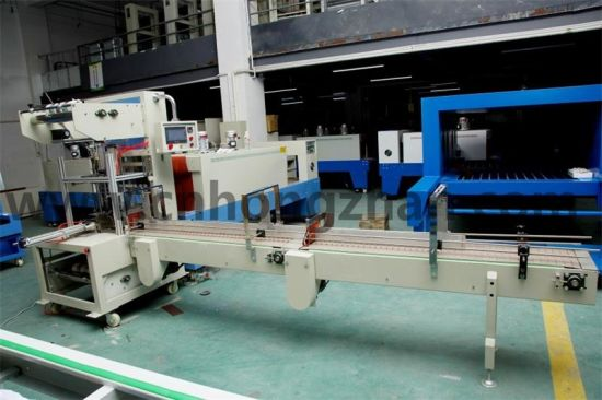 Semi-Automatic Sleeve Sealing and Shrinking Packing Machine (ST6030) pictures & photos