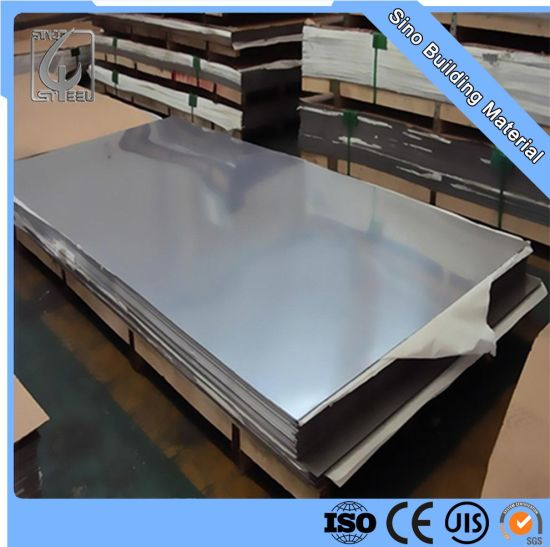 ASTM A653 16 Gauge Hot Selling Large Spangle Galvanized Steel Sheet for Constrction