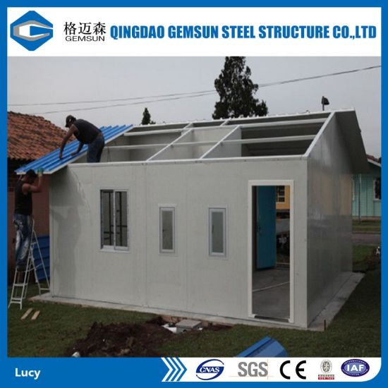Low Cost Mobile Prefab Modular Home pictures & photos