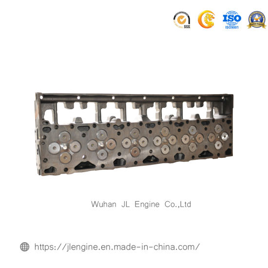 Dcec Dongfeng Cummins M11 Qsm11 Diesel Engine Parts Cylinder Head Assembly 2864028