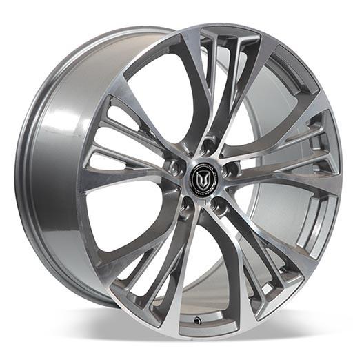 16-20 Inch Steel Aluminium Alloy Wheels for BMW Car