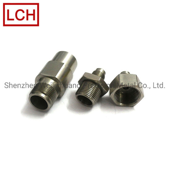 High Precision Machining Stainless Steel 316 CNC Turned Parts