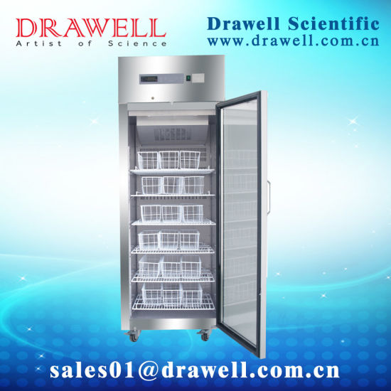 4 Degree Blood Bank Refrigerator (Double door) Mbc-4V1000 pictures & photos