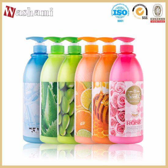 Washami Sweet. O Refreshing Bulk Pure Natural Essence Body Wash, Shower Gel