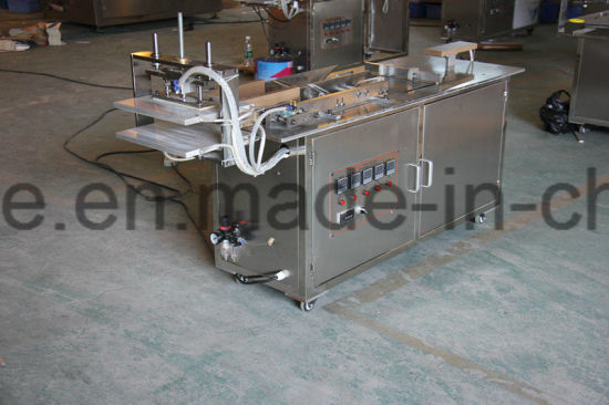 Semi Auto Square Soap Packing Machine pictures & photos