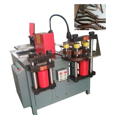 CNC Hole Busbar Punch Press Machine