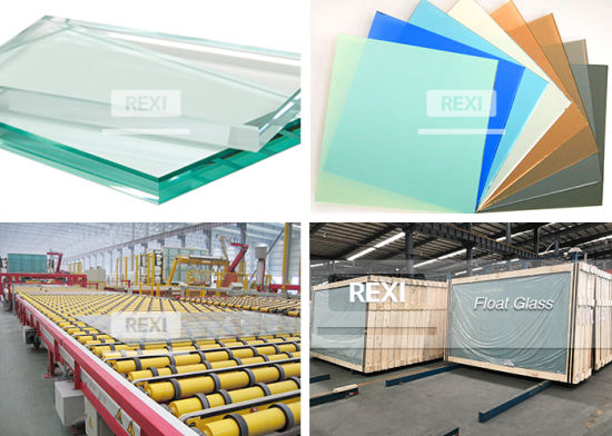 Factory Price Extra Ultra Clear Low Iron Tinted Colored Reflective Sheet Float Glass 2mm 3mm 4mm 5mm 6mm 8mm 10mm 12mm15mm 19mm Manufacturer pictures & photos