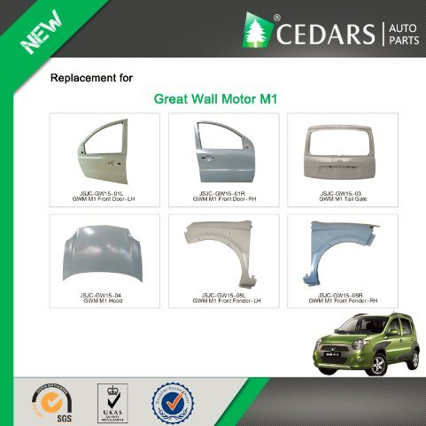 Auto Spare Parts Wholesale for Great Wall Motor M1