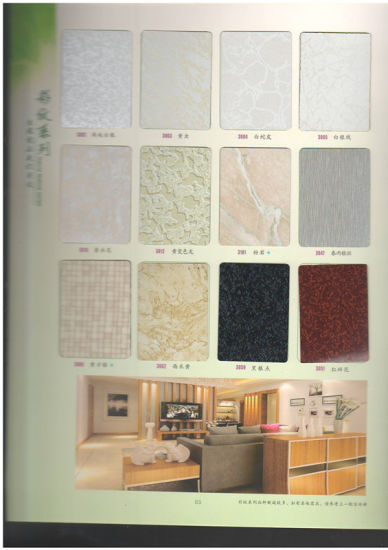 HPL Postform Sheet/HPL High Pressure Laminate/Building Material pictures & photos