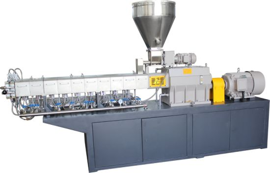 EPDM Rubber Pellete Horizontal Water Ring Screw Extrusion Machine Line pictures & photos