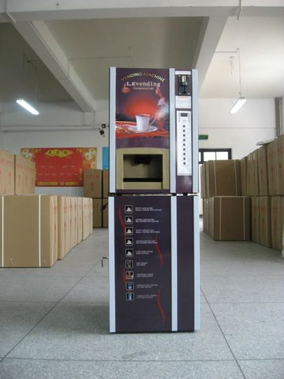F306-Gx 24-Hour Available Hot Coffee Vending Machine