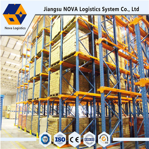 Drive in Racking with High Density Quality