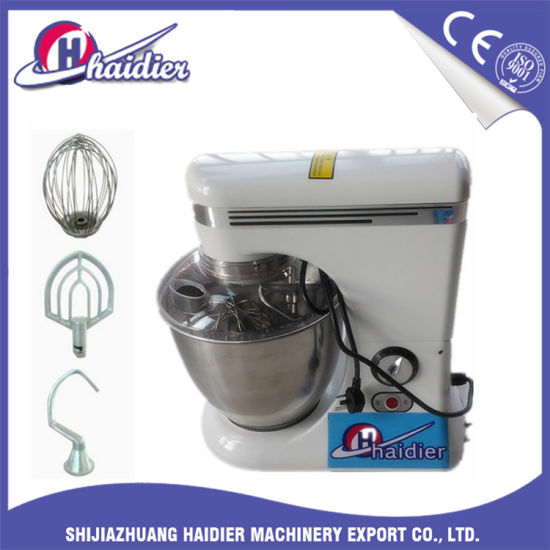 Hot Sale Mobile Equipment Bakery Used Cake Mixers pictures & photos