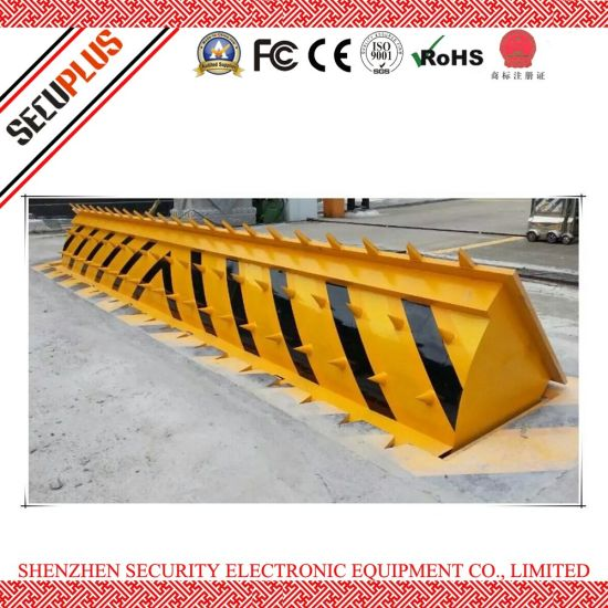 3 Meters Parking lot System Car Stop High Security Hydraulic Road Blocker and Barrier pictures & photos