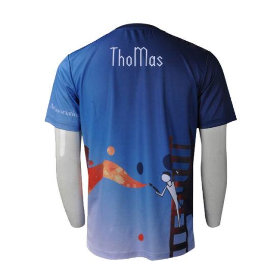 0d90544a71202 Make Your Own Design Sublimation Custom T-Shirt Printing for Men