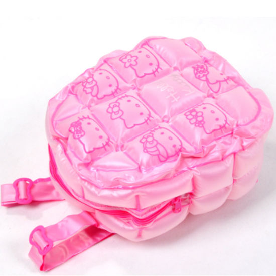 Pink Cat PVC Inflatable Bubble Backpack pictures & photos