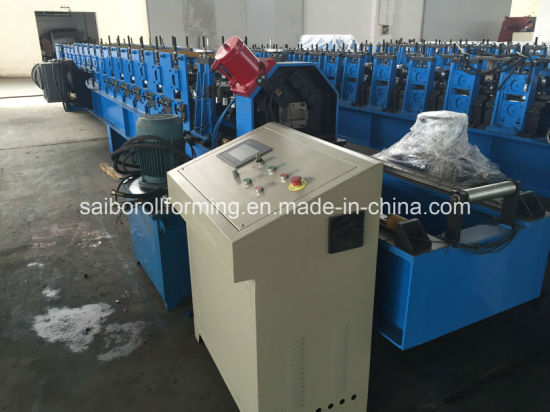 C Track Cutting Roll Forming Machine pictures & photos