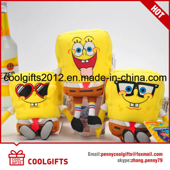 Customized Cartoon Plush Emoji Keychain, Stuffed Kids Plush Toy Keychain pictures & photos